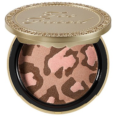 Too Faced Pink Leopard Bronzer 29,90