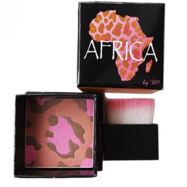 W7 Africa 6 euros